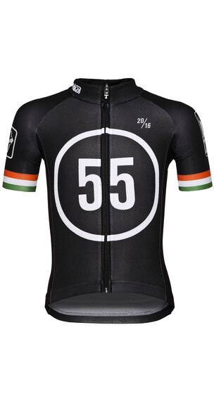 Bioracer EF 55 Pro Race Koszulka rowerowa Dzieci czarny